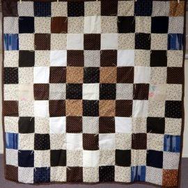 Patchwork Lap Comforter 53x53