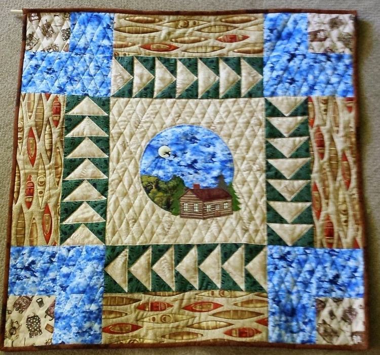 Quilt Auction Northern Michigan Relief Sale