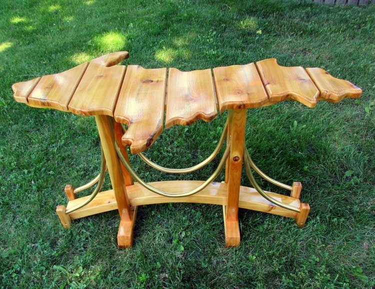 Images Tagged Generalauctionitem Northern Michigan Relief Sale - Picnic table michigan